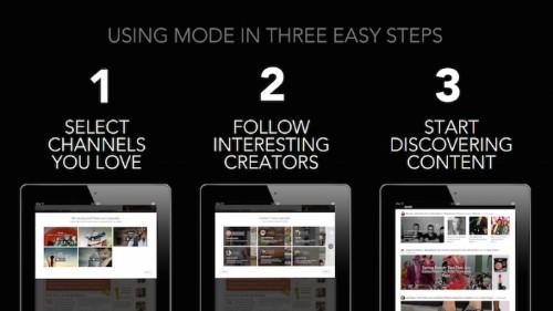 Mode Media Combines Its Websites Under A New Social News App