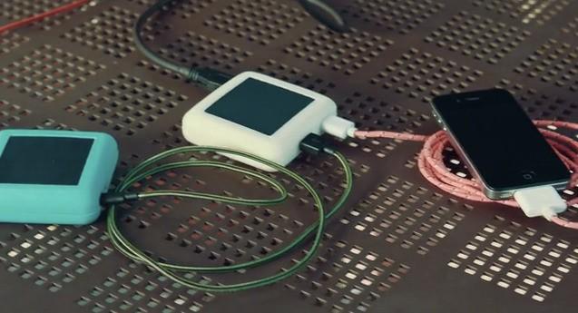 Spor Solar-Powered Battery Charger Wants To Kickstart A Cooler Clean-Energy Ecosystem