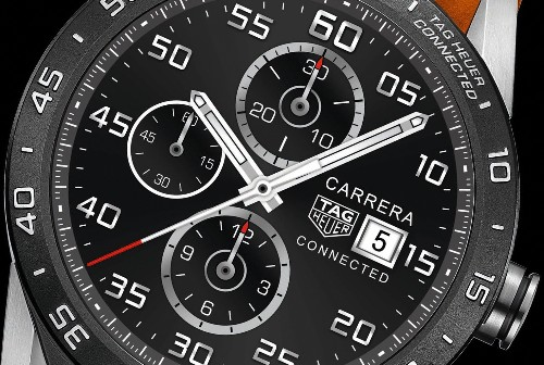 Tag Heuer Is Ramping Up Smartwatch Production From 1,200 To 2,000 Pieces Per Week