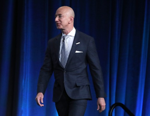 Amazon joins SpaceX, OneWeb and Facebook in the race to create space-based internet services