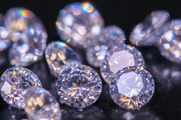 Diamond dynasty De Beers stoops to conquer with new line of man-made diamond jewelry