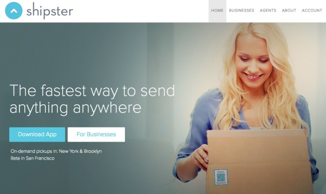 Shipster, The On-Demand Shipping Service For Businesses, Expands To SF