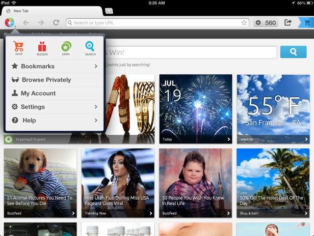 Perk's Reward-Centric Mobile Browser Now Blocks Unwanted Ads