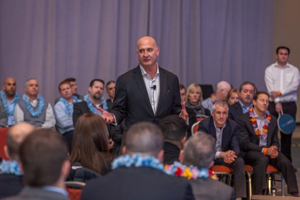 Keith Block talks life at Salesforce and being a Boston sports fan in San Francisco