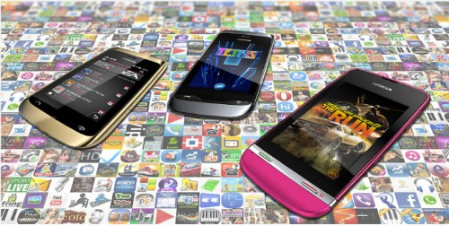 Indians, Spurred By Adoption Of Low-Cost Feature-Phones, Download 2 Billion Apps From Nokia Store