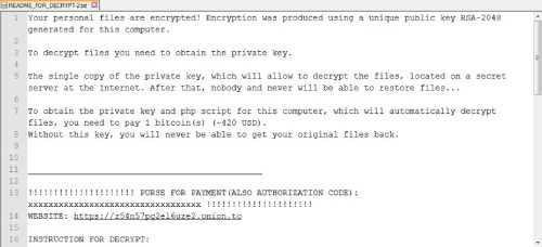 Linux Ransomware Is Now Attacking Webmasters