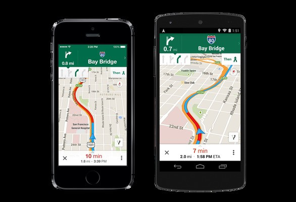 Google Maps On Mobile Gets Uber Integration And More