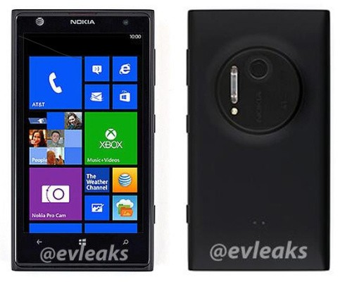 Nokia's New Flagship (The Lumia 909?) Spotted In Leaked Images Ahead Of July 11 Event