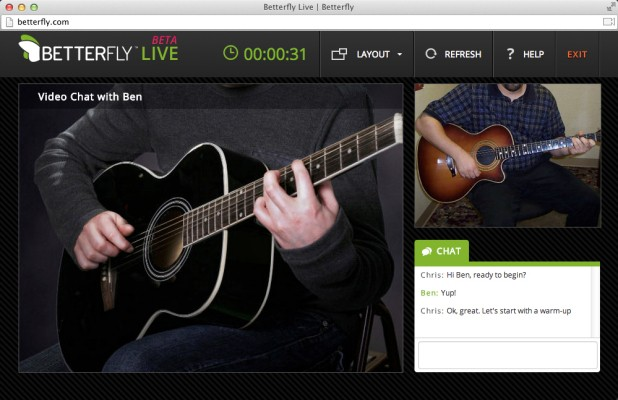 With $1M In New Funding, Betterfly Launches Live Video Platform Tailored To Online Learning