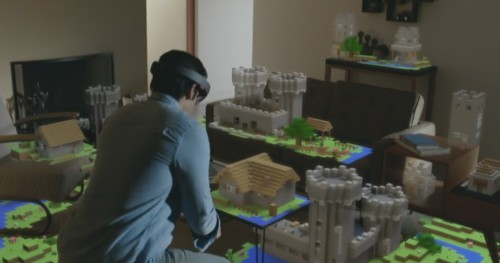 Microsoft Reveals Windows Holographic, An Augmented Reality User Interface For The World