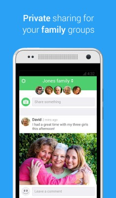 Clever Family Photo Sharing Startup Togethera Raises Seed, Releases On Android