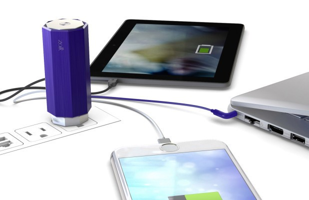 Zolt Is A Teeny-Tiny MacBook Charger
