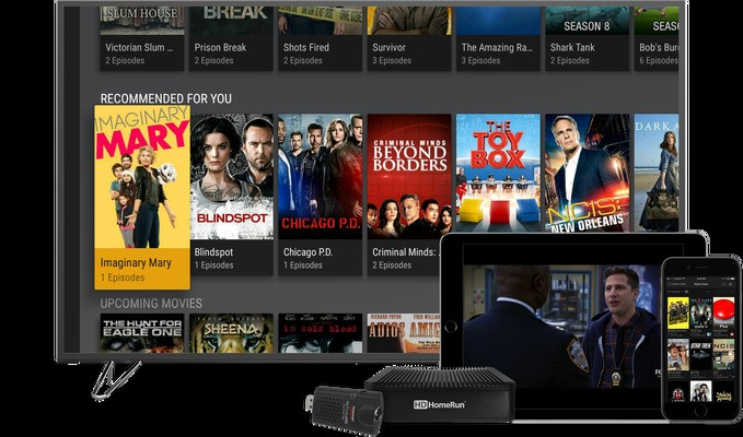 Plex's Live TV service comes to the web and Fire TV