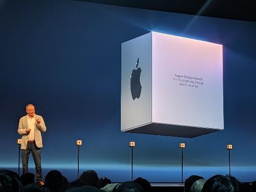 Apple announces its 2019 Design Award winners