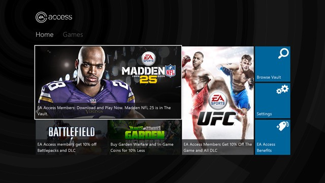 EA Launches A $30 Per Year Netflix For Games On Xbox One