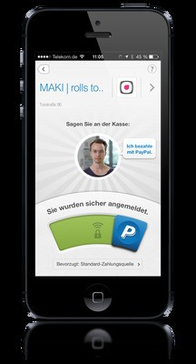 PayPal Launches A Mobile Check-In And Payments Service With Orderbird In Germany
