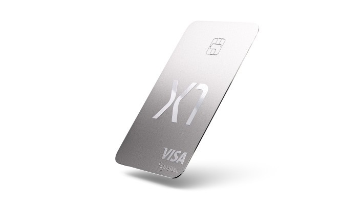 X1 Card is a credit card based on your income, not your credit score