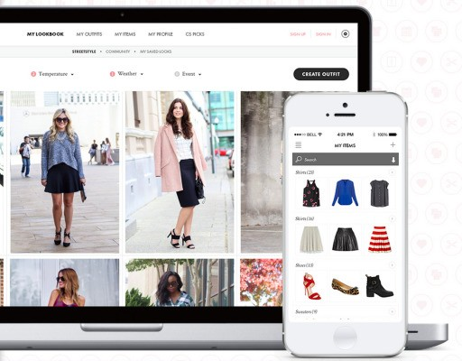 ClosetSpace Brings Fashion Inspiration And Recommendations To Your Smartphone