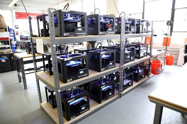 The Much-Hyped 3D Printer Market Is Entering A New Growth Phase, Says Gartner