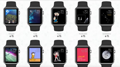 Facer brings its popular watchface customization utility to Apple Watch