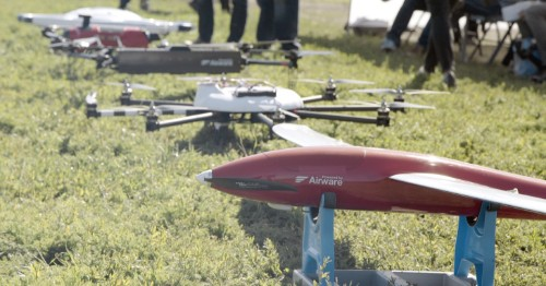 Airware And DJI/Accel Launch Drone Investment Funds