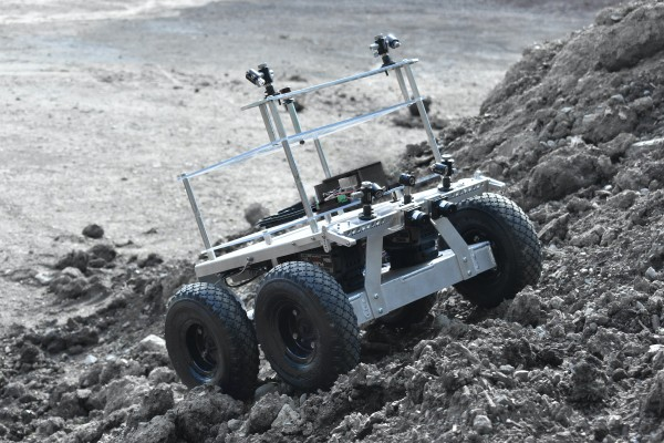 CMU's MoonRanger robot rover will be the first to search for water ice on the Moon in 2022