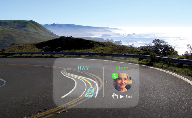 Navdy's Heads-Up Display Wants To Be The Safer Alternative To Using Your Smartphone While Driving