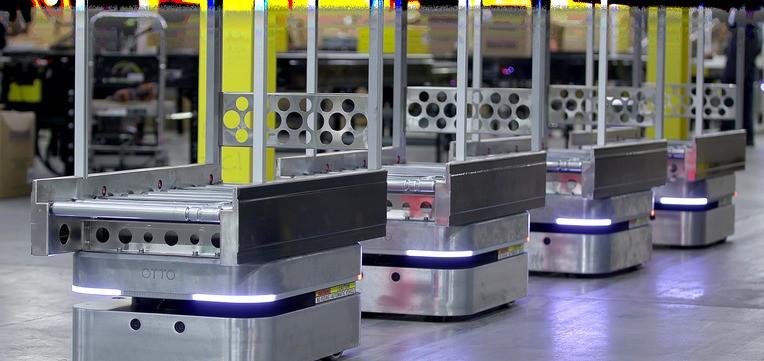 OTTO Motors raises $29M to fill factories with autonomous delivery robots