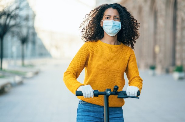 Pandemic puts the brakes on micromobility – TechCrunch