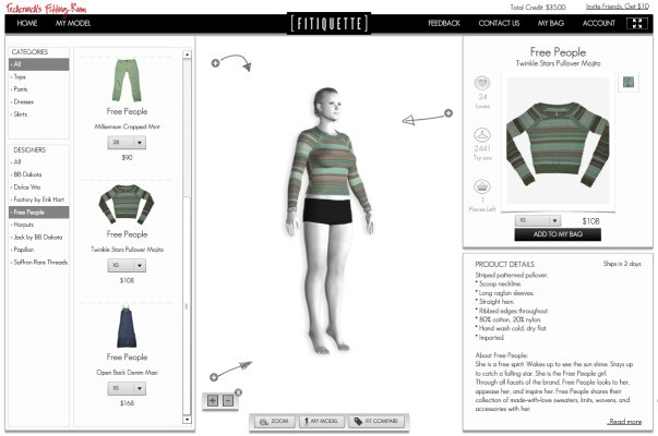 Myntra Buys Fitiquette, A Disrupt Finalist With A Virtual Fitting Room, As India's Online Fashion Market Heats Up
