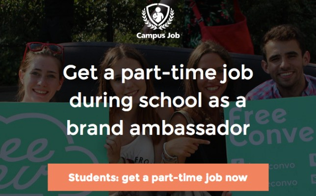 Campus Job Adds Internships, Switches Up Revenue Model Heading Into Summer