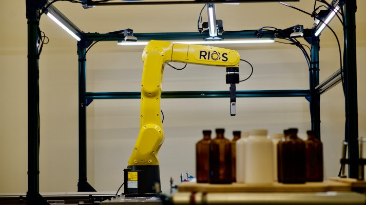 RIOS comes out of stealth to announce $5M in funding for 'industry-agnostic' robotics