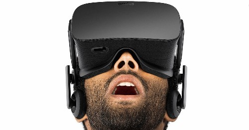 Oculus Unveils Consumer Rift Headset With Wireless Xbox One Controller