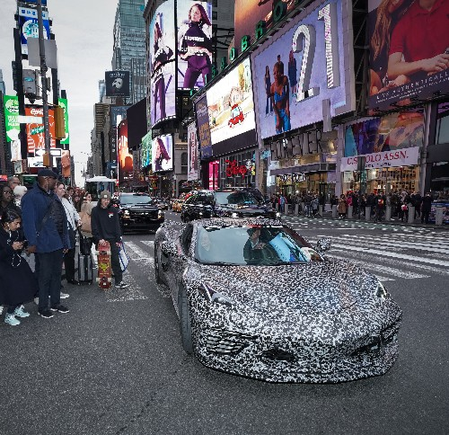 The mid-engine 2020 Chevrolet Corvette has been given a name