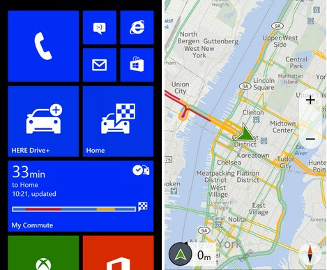 Nokia Keeps Driving Its HERE Maps With Paid Global Sat-Nav App For Other Windows Phones