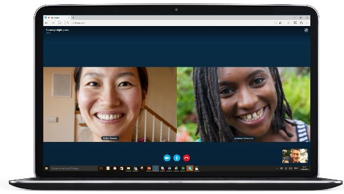 Skype voice and video calls now work plugin-free on Microsoft's Edge browser