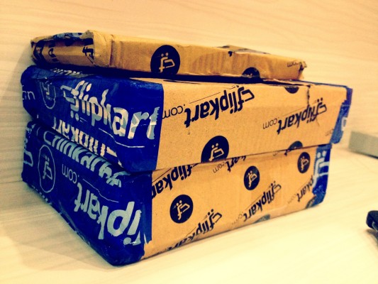 Flipkart raises $1.4 billion from eBay, Microsoft and Tencent at an $11.6 billion valuation