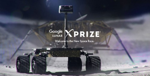 Google Lunar XPrize down to 5 finalists aiming to fly to the moon in 2017