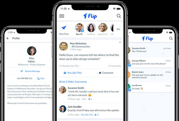 Flip raises $4M to pounce on the growing sector of employee messaging – TechCrunch
