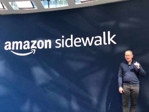 Amazon Sidewalk is a new long-range wireless network for your stuff
