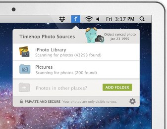 Timehop Debuts Sync, A Way To Time Travel Through Your Offline Photo Archives