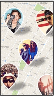 Marco Polo Is A Simple App For Sharing Your Location With Selected Friends