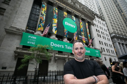 Fiverr CEO says he's building the 'everything store for digital services'