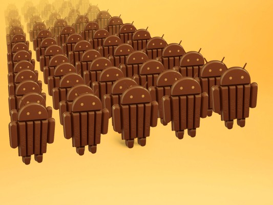 Android 4.4 KitKat Targets Google's Next Billion Users, Adds Pervasive Search & Improves Google Now
