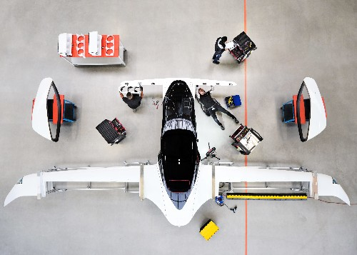 Lilium releases new flight footage and details factory plans for 2025 launch