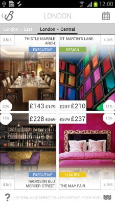 Groupon Acquires HotelTonight Competitor Blink To Get In On The Last Minute Hotel Booking App Action