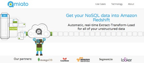 Amazon's AWS Quietly Acquired NoSQL Database Migration Startup Amiato In May 2014