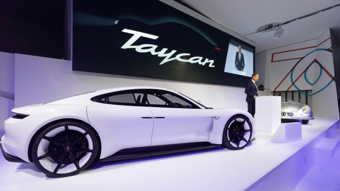 Porsche Taycan reservations surpass 30,000 ahead of world debut – TechCrunch