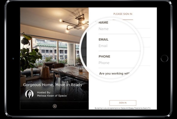 Spacio Pro Plans To Supercharge Open House Showings With A Smart App