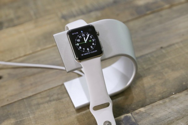 Nomad's Stand For Apple Watch Is Nice And Simple